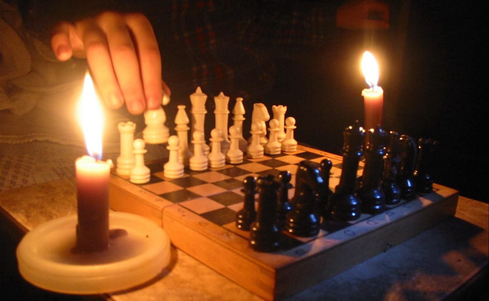 Притча Великі шахи та життя. Життя та шахи