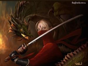 Рыцарь. Притча о рыцаре.