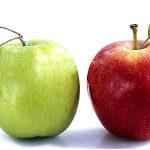 Притча. Два яблока.