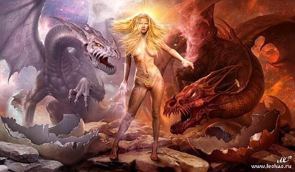 Притча ворота ада и рая